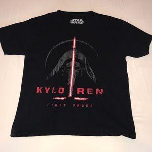Star Wars T-Shirt, Size L
